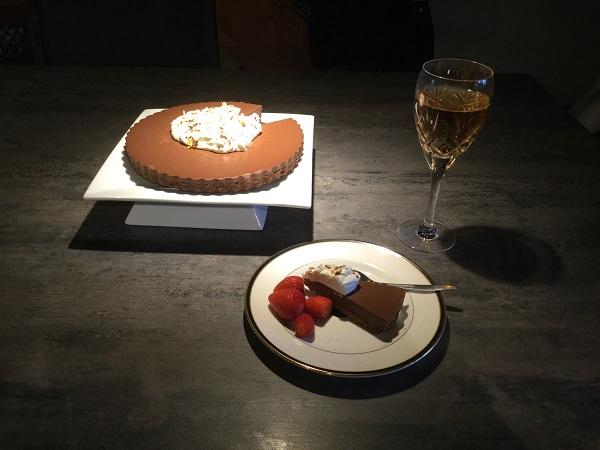 choc torte
